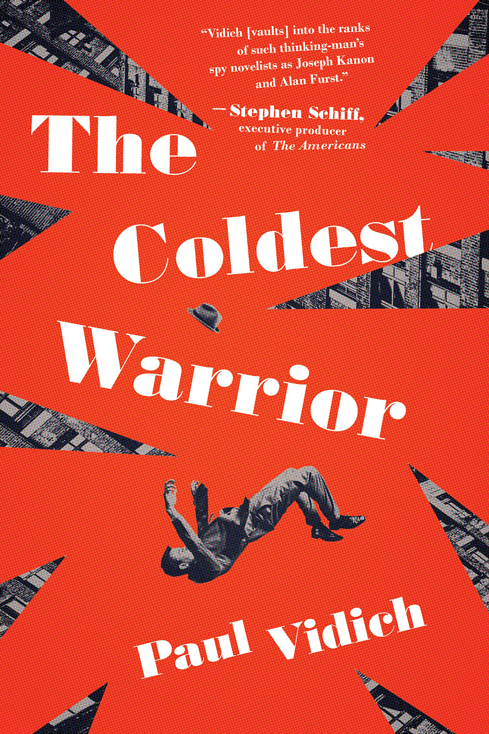 The Coldest Warrior - Vidich